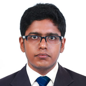 Lijo Babu DDUKK, Cochin University of Science and Technology Supply Chain Campus Ambassador