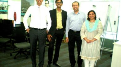 Business Process Excellence Session at MAERSK Line Mumbai