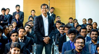 Guest Lecture at Vanguard Business School