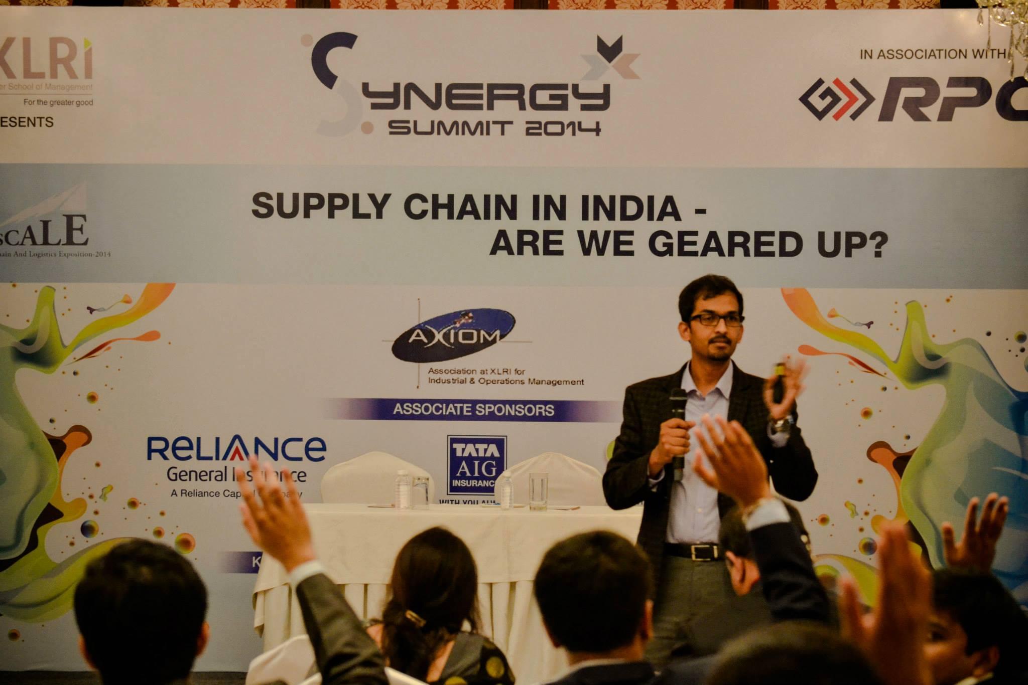 XLRI AXIOM SCNext Synergy Summit