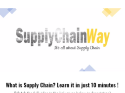Supply Chain is the Future ! What is Supply Chain? – Part I