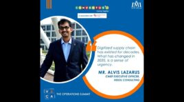 Digital Supply Chain, the New Normal in VUCA World | IMI New Delhi Operations Summit 2020