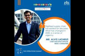 Digital Supply Chain, the new Normal in VUCA World | IMI New Delhi