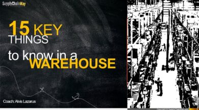 15 KEY Things to KNOW in a Warehouse | Almost a quick Warehouse Virtual Tour by Alvis Lazarus