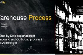 Warehouse Processes Explained | Step by Step explanation of Inbound & Outbound | by Alvis Lazarus