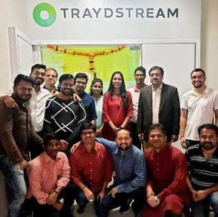 Traydstream accelerates growth with expanding its presence in India