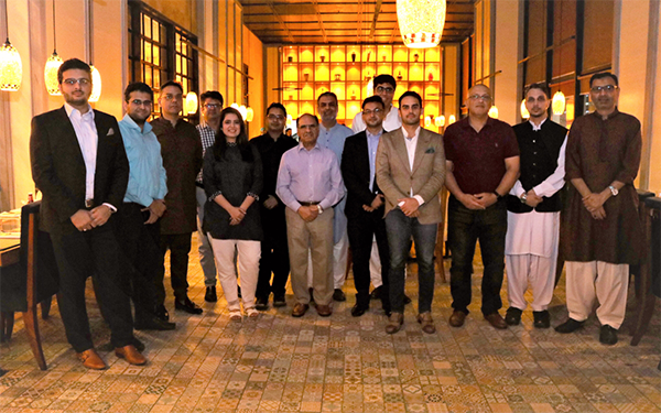 Traydsream co-hosted  grand Iftaar Dinner with RapidCompute