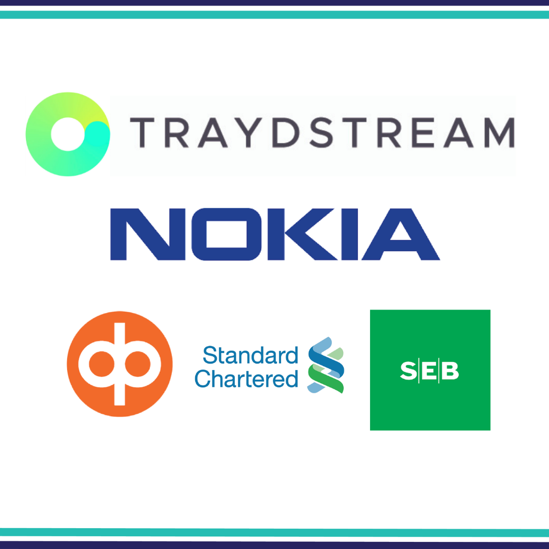 Traydstream and Nokia, along with three of its advising banks, embark on a pilot ecosystem