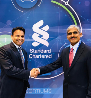 Traydstream and Standard Chartered announce strategic introduction agreement…