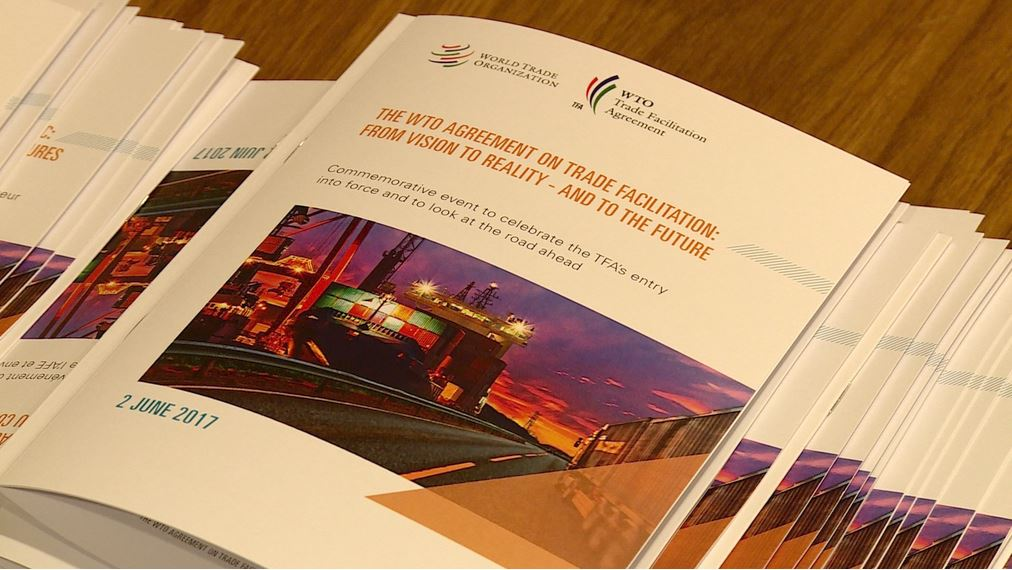 A case for replication of the Trade Facility Agreement (TFA) of the WTO in Trade Documentation