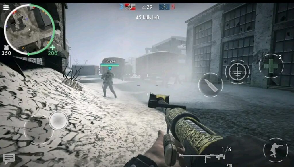 Indian army shooter game