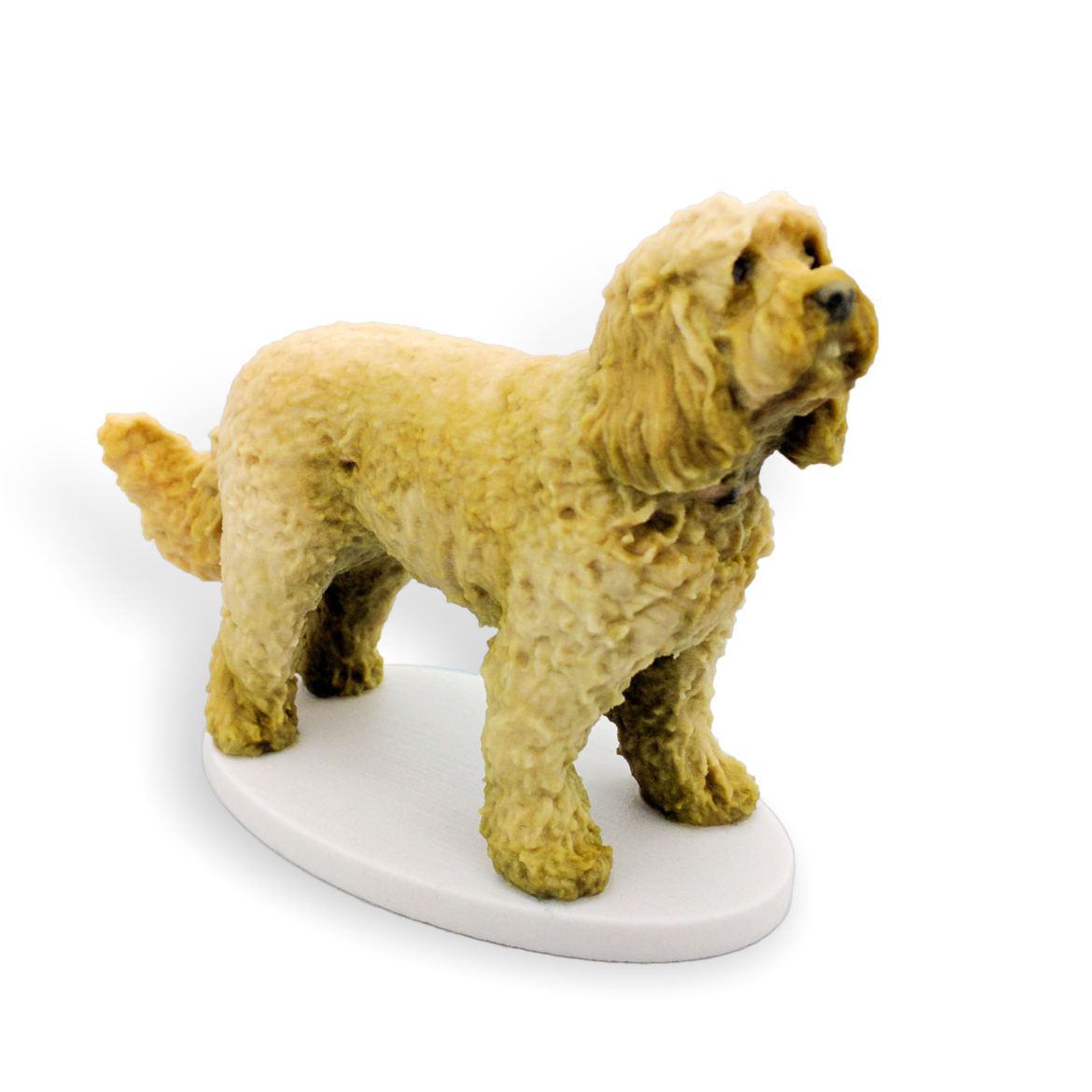 my3Dtwin, 3D Printed Dog Statue
