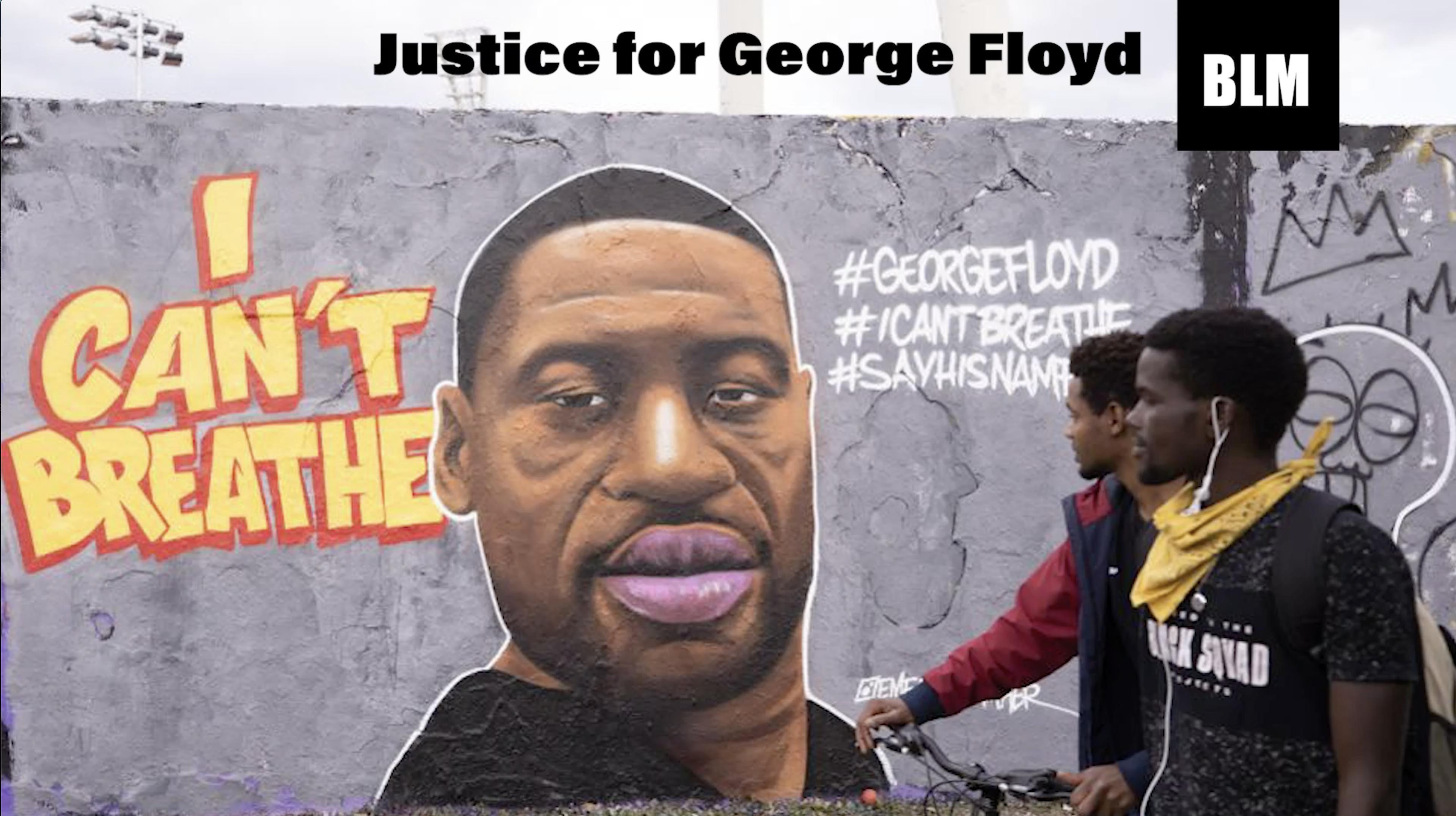 George Floyd – Rest In Power