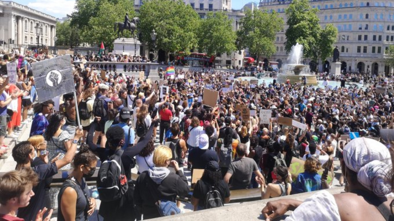 Solidarity with US protesters – end police terrorism – the UK is not innocent – black lives matter UK future events
