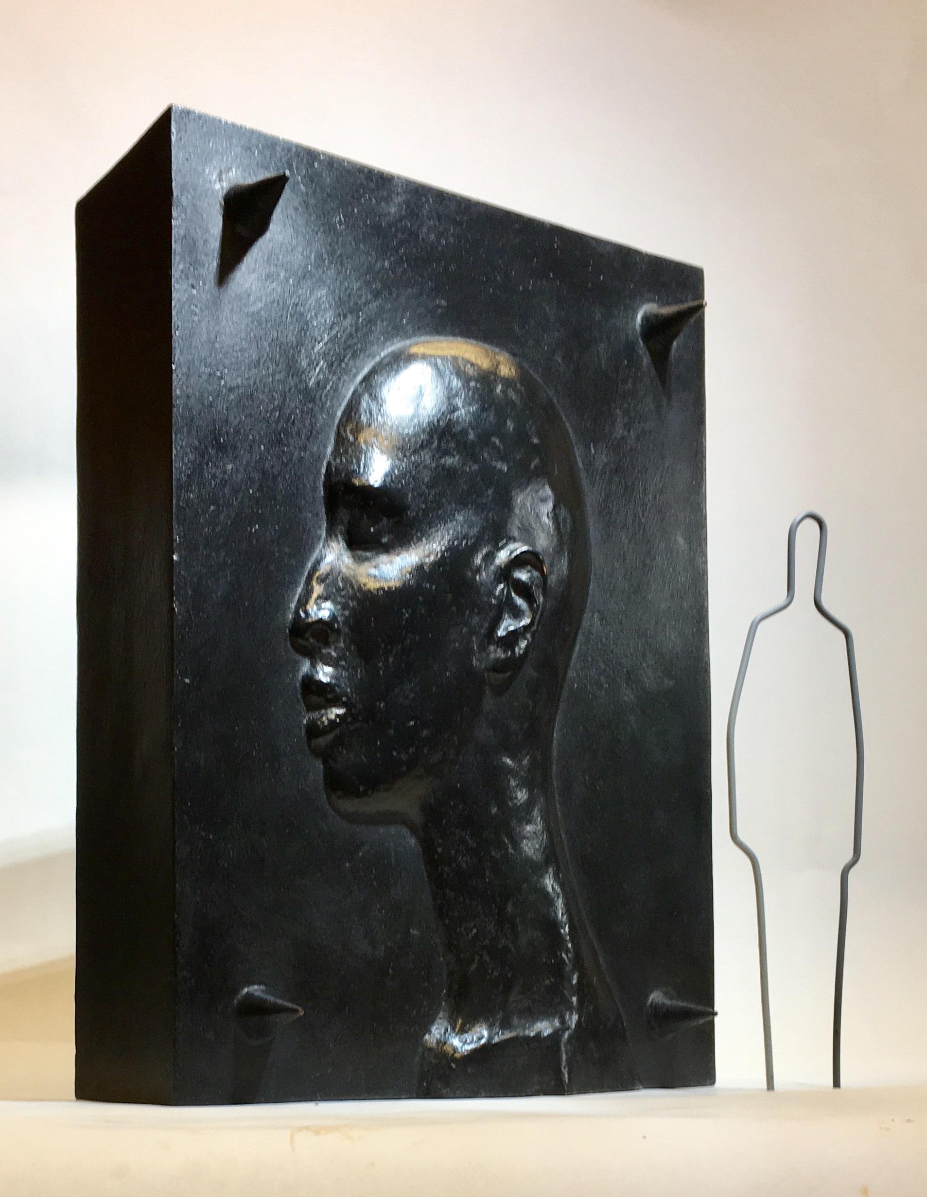Black Lives Matter sculpture proposal by Vincent Gray