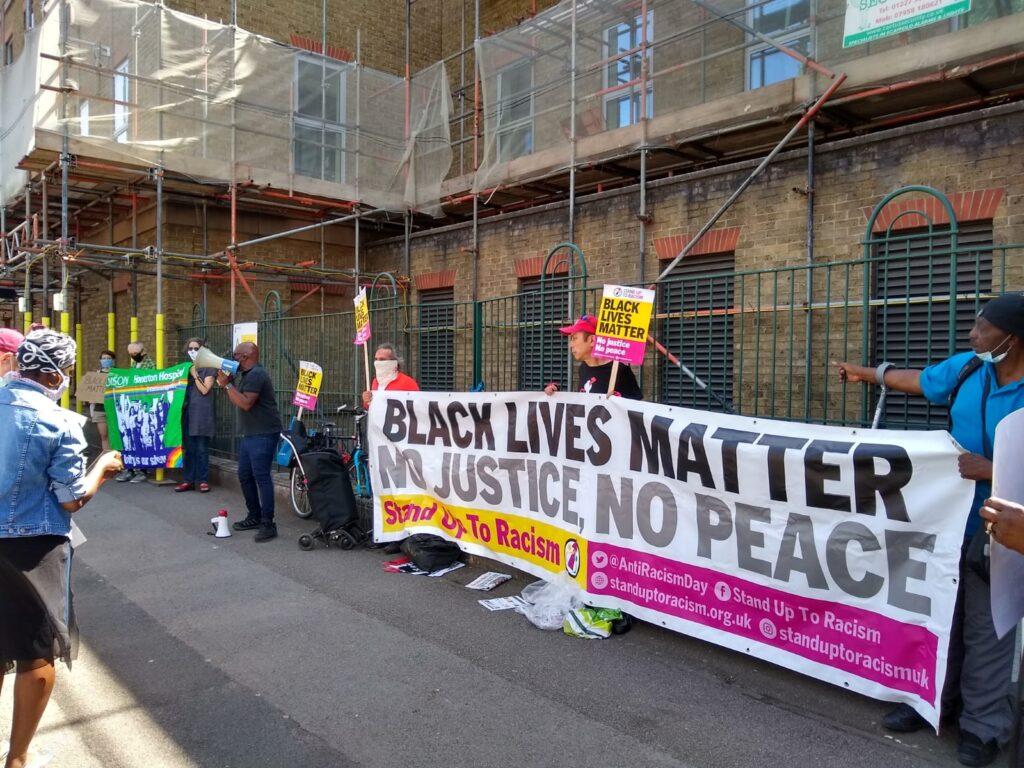 Islington black lives matter