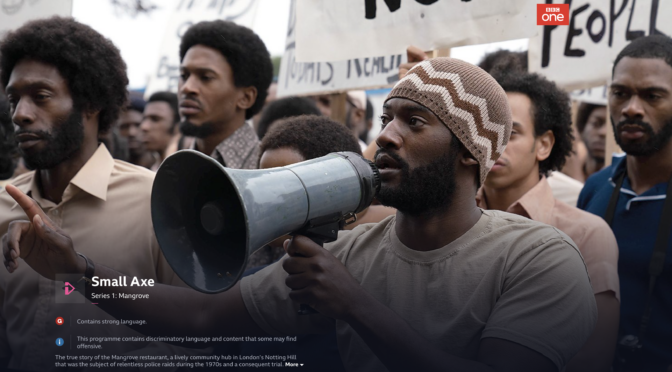 Mangrove – a searing indictment of police racism, then and now