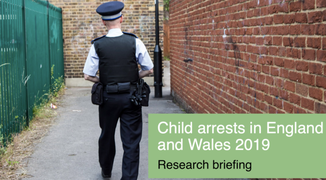 30% of children held on remand in the UK are Black