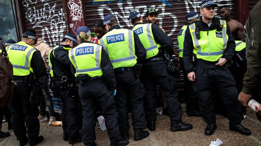 stop and search racism