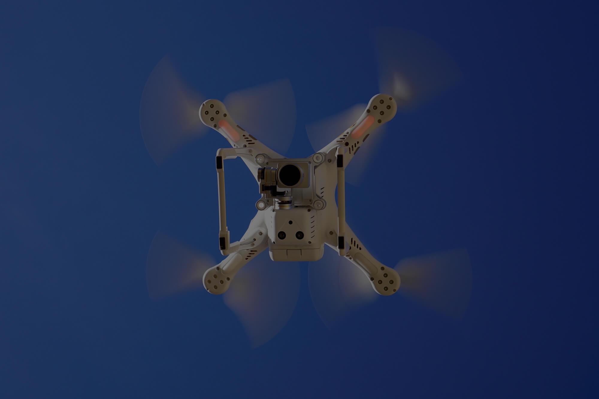 drones in 2020