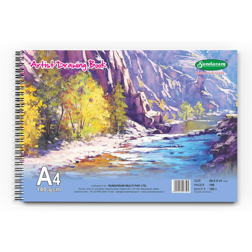 Sundaram Drawing Book
