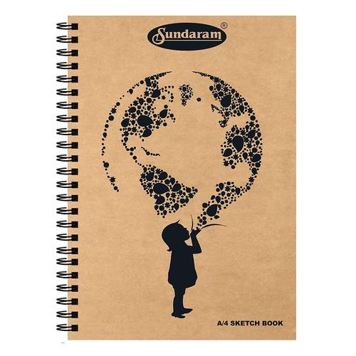 sundaram sketch book