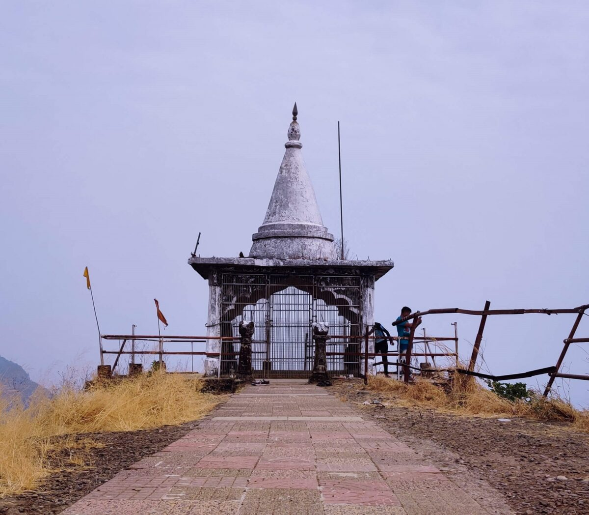 Lord Datta Temple At Peb Fort