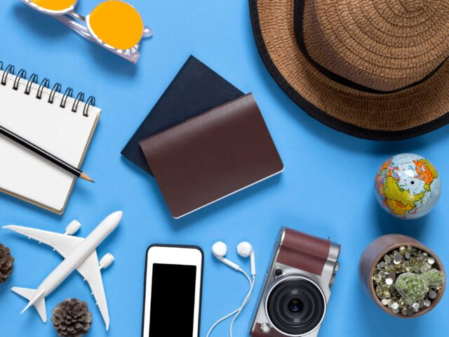 The Ultimate Checklist of Things to Pack for a Long Trip