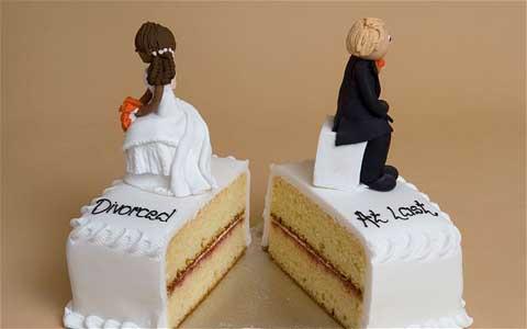 marriage failure