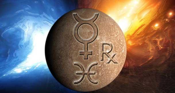 retrograde planet in horoscope