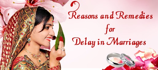 remedy for marriage delay