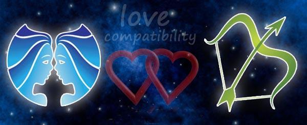gemini sagittarius compatibility