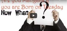 if tuesday born is mangalik