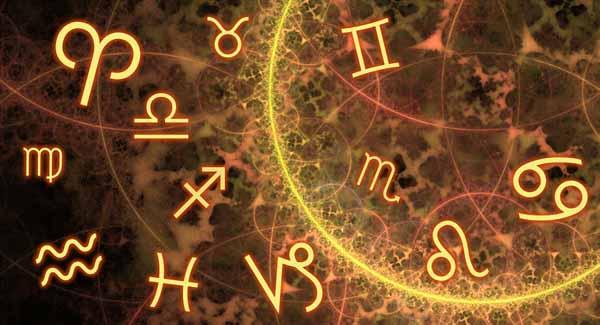 zodiac-signs in horoscope