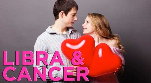 Libra and Cancer Compatibility