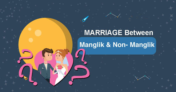 mangalik and non mangalik