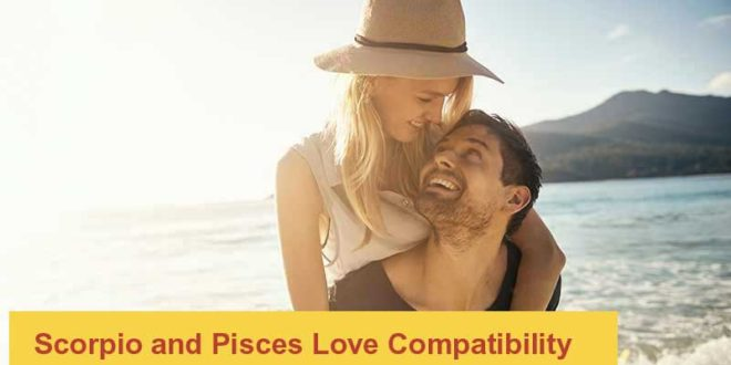Scoprio and Pisces compatibility