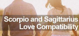 Scorpio and Sagittarius