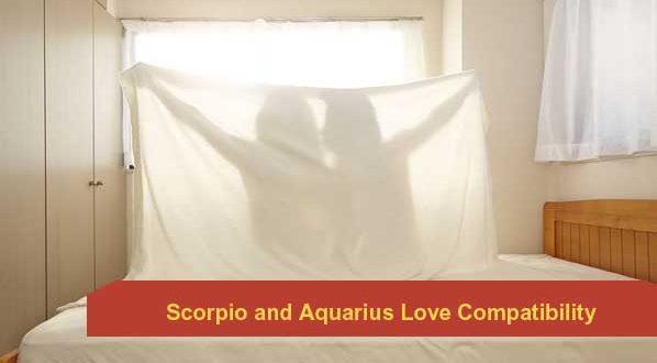 Scorpio and Aquarius Love Compatibility