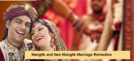 manglik and non manglik marriage remedies