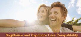 Sagittarius Capricorn Love compatibility
