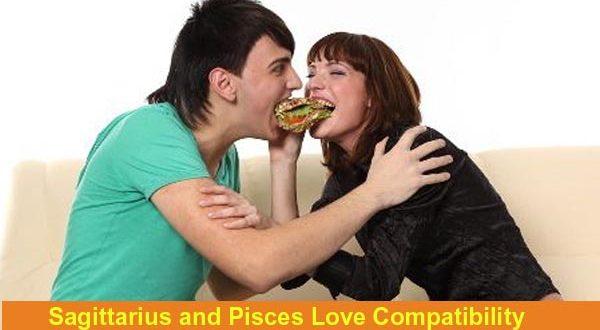 Sagittarius and Pisces love compatibility