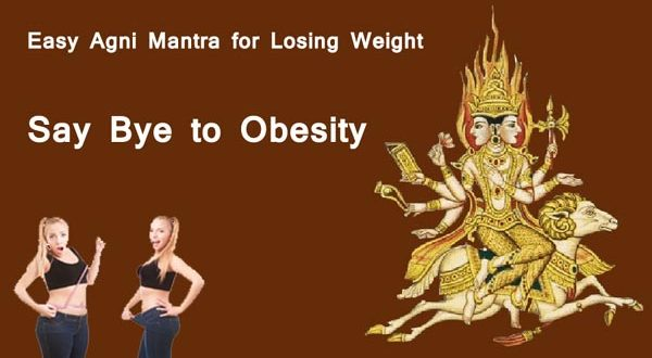 mantra to lose weight