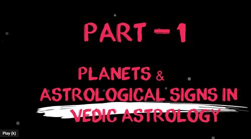 learn astrology video