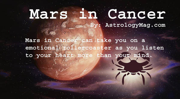 Mars-in-Cancer
