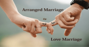 love or arranged marriage