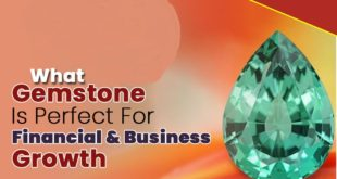gemstone for financial and business success