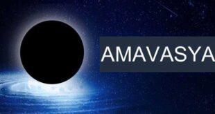 Amavasya Calendar