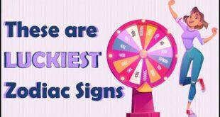 Luckiest Zodiac Sign