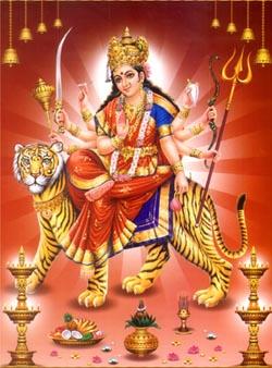 Durga matarani